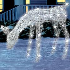 replacement lights for lighted wire deer 50 clear replacement
