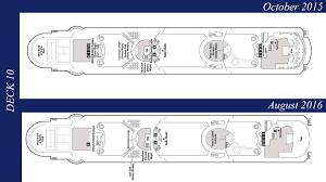 revised deck plans reveal additional disney wonder enhancements