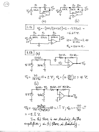 design with operational amplifier and analog integrated circuit
