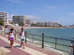 the beach picture of invisa hotel la cala santa eulalia del rio