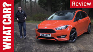 ford focus review 2017 what car