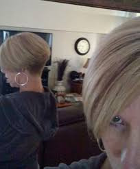 bob hairstyle cut wedged in back the wedge is back napes pinterest wedges bobs and haircut
