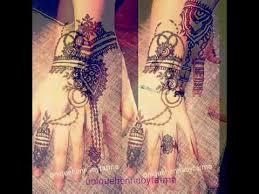 henna inspiration mit meinem schliff youtube
