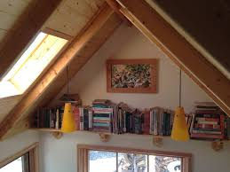Small Bookcase On Wheels Kenny And Esther U0027s Tiny House A 170 Square Feet Tiny House On