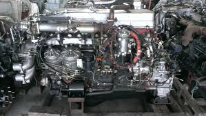 used hino 700 profia diesel engine e13ct euro 3 lucky progress