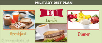 military diet how does it work
