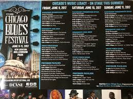 the chicago blues festival 2017 at millennium park go visit chicago