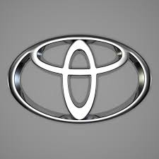 logo toyota vector toyota logo by reticulum 3docean