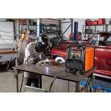 harbor freight welding table protig 200 welder with 120 240 volt input