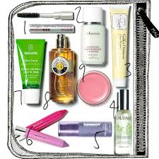 how to take make up in hand luggage travel size beauty products