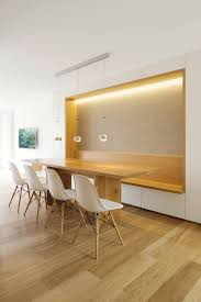 Wood Dining Room by 50 Strikingly Modern Dining Rooms That Inspire You To Entertain