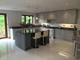 Kitchen Design Company by Masterclass Ashborne Light Grey Kitchen Bishop Sutton Nailsea