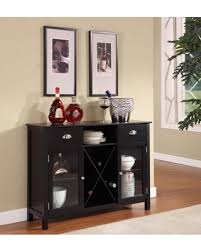 fall into savings on king u0027s brand wr1242 wood wine rack console