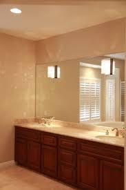 bathroom cabinets frameless bathroom mirrors wall bracket