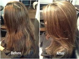 hair chunky highlights for brown lowlights medium hair styles