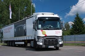 renault trucks 2014 mercedes benz pokazowa ciężarówka u201ehighway hero u201d zwycięzcą