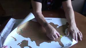 Scratch Off Map Usa by Scratch Off Usa Map With National Parks Review What A Fun Way To