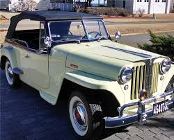 willys jeepster interior 1948 willys jeepster convertible 170234