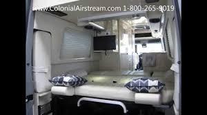 sprinter van conversion floor plans 2015 airstream interstate 3500 24 u0027 grand tour camping rv van