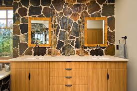 Bathroom Wall Cabinets Home Depot Home Depot Bathroom Wall Cabinets With Rustic Accent Wall