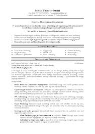Resume How Many Years Marketing Manager Resume How To Email Your Examples Peppapp