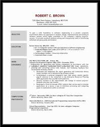 proper resume objective good resume objective statements good