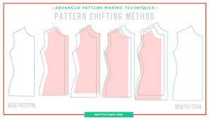 pattern grading for beginners grading a sewing pattern