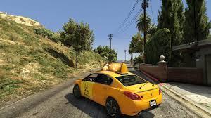 peugeot taxi peugeot 508 la taxi unlocked gta5 mods com