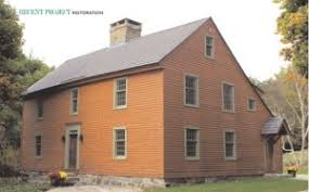 Saltbox Colonial Saltbox For A New Century