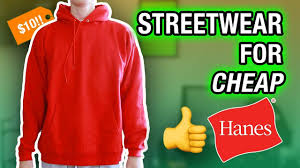 here u0027s the best hoodie under 20 affordable streetwear youtube