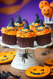 halloween cupcakes gourmet cookie bouquets recipe bloggourmet