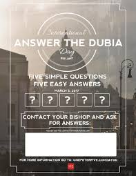 international answer the dubia day onepeterfive