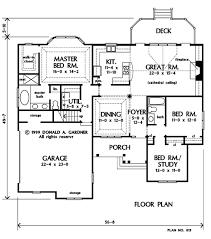 Don Gardner Floor Plans Don Gardner Truesdale 1650 Sq Ft Remove Tub In Master Bath And