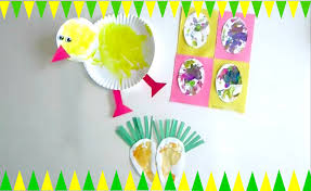 easter crafts for toddlers youtube