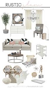 Glam Home Decor Decorating With Style Rustic Glam Glam Style Decorating And