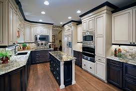 different color kitchen cabinets kenangorgun com