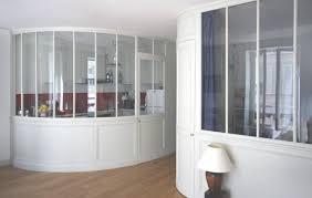 separation de cuisine en verre séparation métallique inside separation de cuisine en verre coin