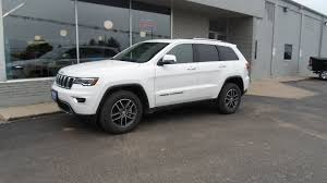 2017 jeep grand cherokee limited granite crystal jeep grand cherokee in devils lake nd devils lake chrysler center