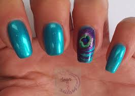 365 days of nail art august 2013