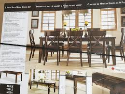 Costco Dining Room Tables Furniture Gorgeaous Side Bayside Furnishings Costco For Home
