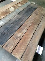 how to build a table top rustic wood farmhouse table top from reclaimed lumber buildit