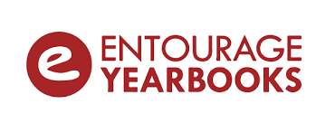 create a yearbook online entourage logo 2lines png