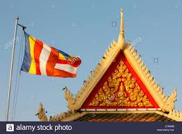 Cambodia Flag Cambodia Flag Phnom Penh Stockfotos U0026 Cambodia Flag Phnom Penh
