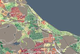 Edinburgh Map Talk Porty Portobello U2022 View Topic A Map Of Scotland U0027s Deprivation