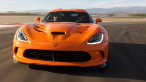 Dodge Viper Orange - the dodge viper returns as chrysler axes the srt brand