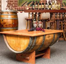 kitchen table wine barrel kitchen table kitchen table with