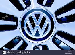 volkswagen germany vw logo volkswagen ag on a car rim 65th international motor