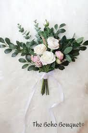 Wedding Flowers Greenery Best 25 Greenery Bouquets Ideas On Pinterest
