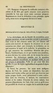 Tout De Meme Definition - page aristote poétique et rhétorique trad ruelle djvu 110