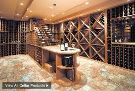 Wine Cellar Floor - custom wine cellars u0026 wine rack kits iwa wine accessories